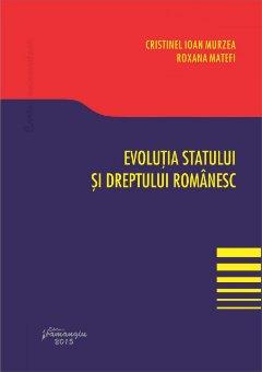 Imagine Evolutia statului si dreptului romanesc