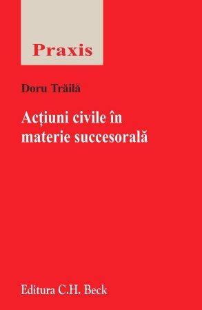 Imagine Actiuni civile in materie succesorala