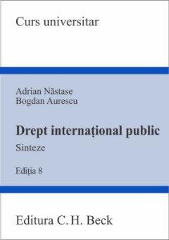 Imagine Drept international public. Sinteze. Editia a 8-a