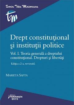 Imagine Drept constitutional si institutii politice. Vol. I. Ed.2