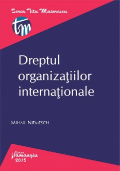 Imagine Dreptul organizatiilor internationale
