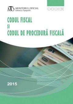 Imagine Codul fiscal si codul de procedura fiscala