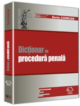 Imagine Dictionar de procedura penala