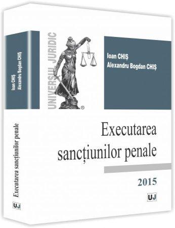 Imagine Executarea sanctiunilor penale