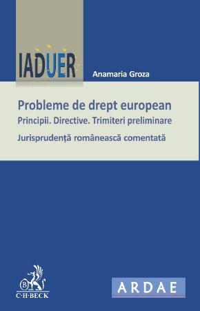 Imagine Probleme de drept european