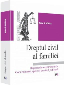 Imagine Dreptul civil al familiei