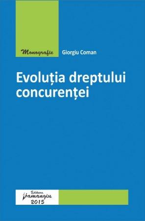 Imagine Evolutia dreptului concurentei