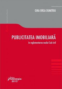 Imagine Publicitatea imobiliara in reglementarea noului Cod civil