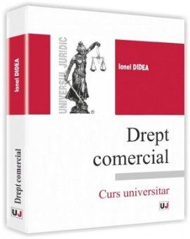 Imagine Drept comercial - curs universitar