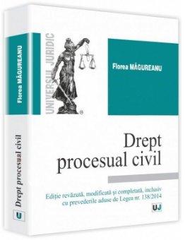 Imagine Drept procesual civil. Editie revazuta, modificata si completata