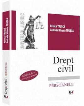 Imagine Drept civil. Persoanele - curs universitar. Editia a 2-a