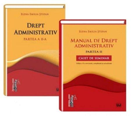 Imagine Manual de drept administrativ. Partea II. Caiet de seminar