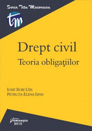 Imagine Drept civil. Teoria obligatiilor