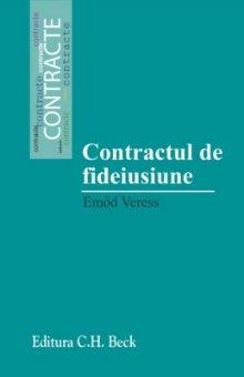 Imagine Contractul de fideiusiune