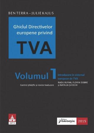 Imagine Ghidul Directivelor europene privind TVA