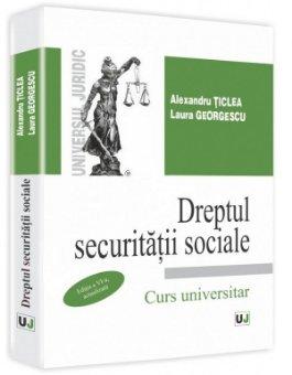 Imagine Dreptul securitatii sociale, editia a 6-a actualizata
