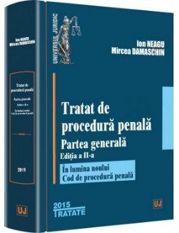 Imagine Tratat de procedura penala. Partea generala. Editia a 2-a