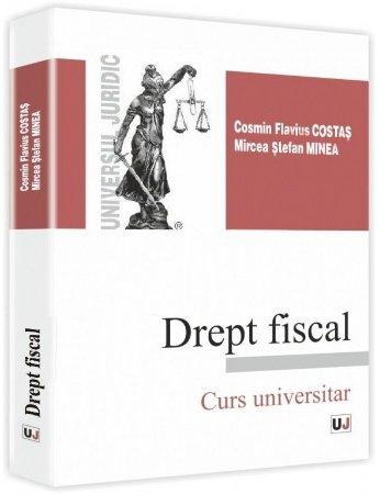 Imagine Drept fiscal. Curs universitar