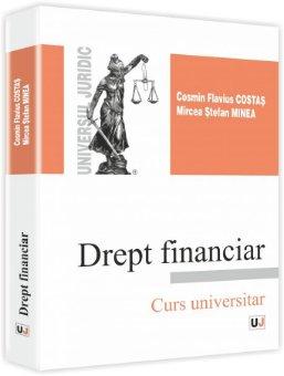 Imagine Drept financiar. Curs universitar