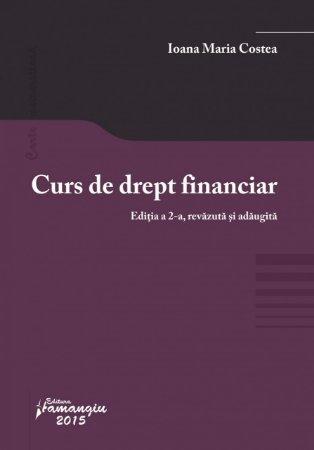 Imagine Curs de drept financiar ed.2
