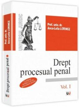 Imagine Drept procesual penal. Vol. I