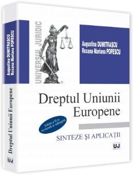 Imagine Dreptul Uniunii Europene. Sinteze si aplicatii