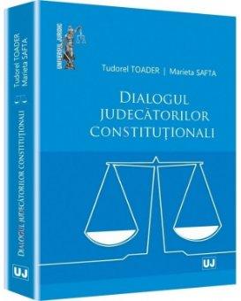 Imagine Dialogul judecatorilor constitutionali