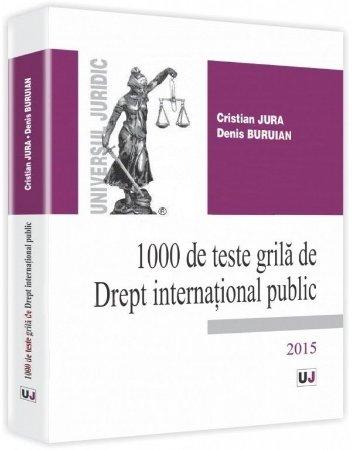 Imagine 1000 de teste grila de Drept international public