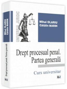 Imagine Drept procesual penal. Partea generala. Curs universitar