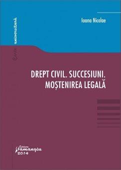 Imagine Drept civil. Succesiuni. Mostenirea legala