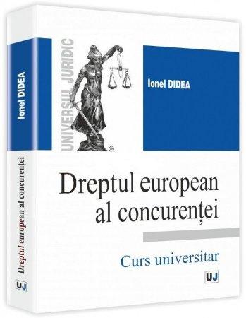 Imagine Dreptul european al concurentei