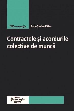 Imagine Contractele si acordurile colective de munca