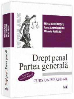 Imagine Drept penal. Partea generala - Conform noului Cod penal