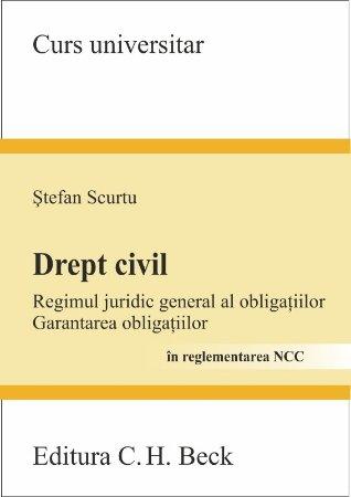 Imagine Drept civil. Regimul juridic general al obligatiilor. Garantarea obligatiilor
