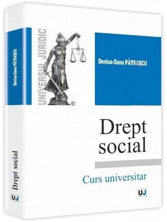 Imagine Drept social. Curs universitar