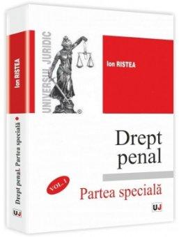 Imagine Drept penal. Partea speciala. Vol. I