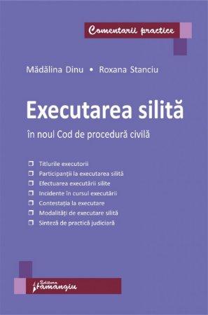 Imagine Executarea silita in Noul Cod de Procedura Civila 2015