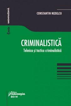 Imagine Criminalistica. Tehnica si tactica criminalistica