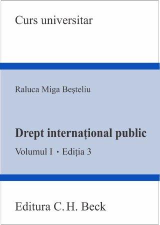Imagine Drept international public. Volumul I. Editia a 3-a
