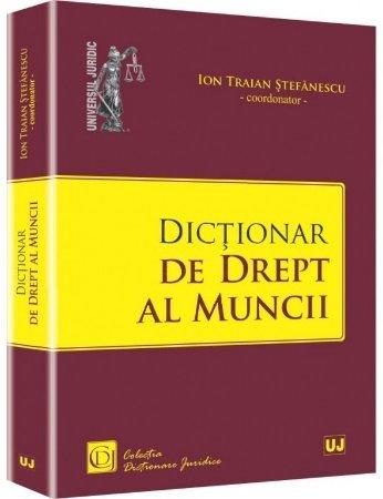 Imagine Dictionar de drept al muncii