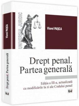 Imagine Drept penal. Partea generala. Editia a 3-a