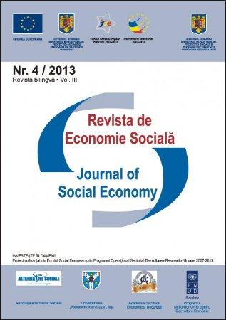 Imagine Revista de Economie Sociala, Nr. 4/2013