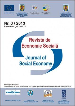 Imagine Revista de Economie Sociala, Nr. 3/2013