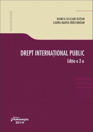 Imagine Drept international public. Editia a 2-a