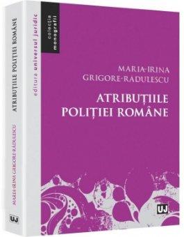Imagine Atributiile politiei romane