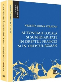 Imagine Autonomie locala si subsidiaritate in dreptul francez si in dreptul roman