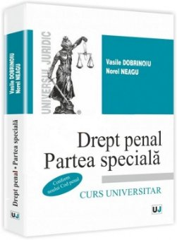 Imagine Drept penal. Partea speciala - Conform noului Cod penal