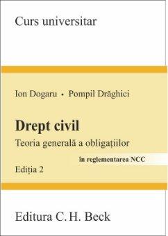 Imagine Drept civil. Teoria generala a obligatiilor. Editia 2
