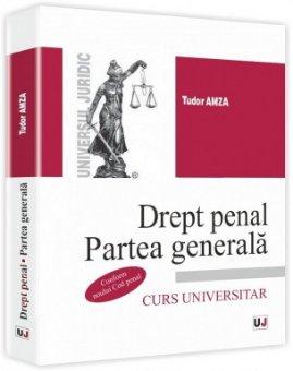 Imagine Drept penal - Partea generala - Conform noului Cod penal