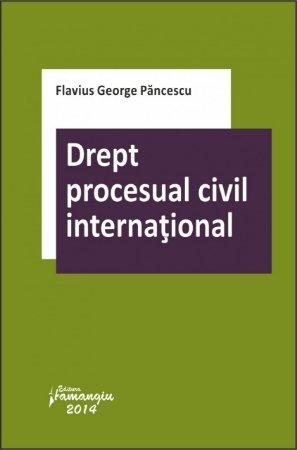 Imagine Drept procesual civil international